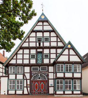 Vlotho Haus Malz in der Lange-Str