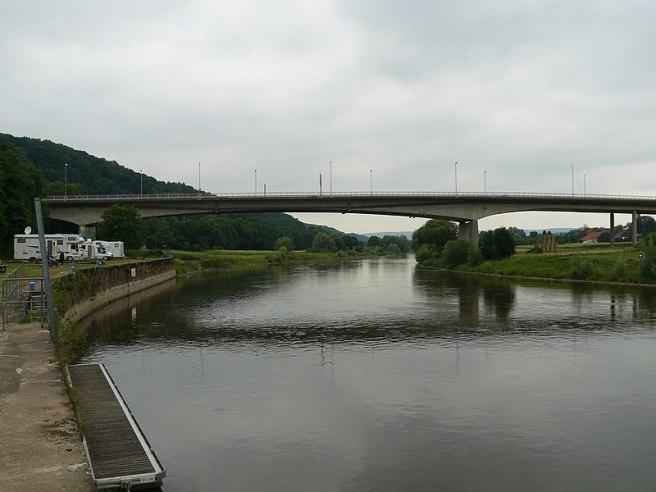 Vlotho Weser Brücke