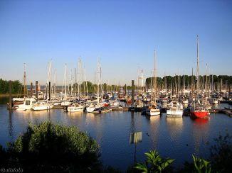 Wedel Yachthafen