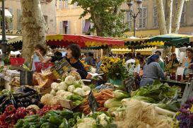 Aix Markt auf dem Place Richelme2