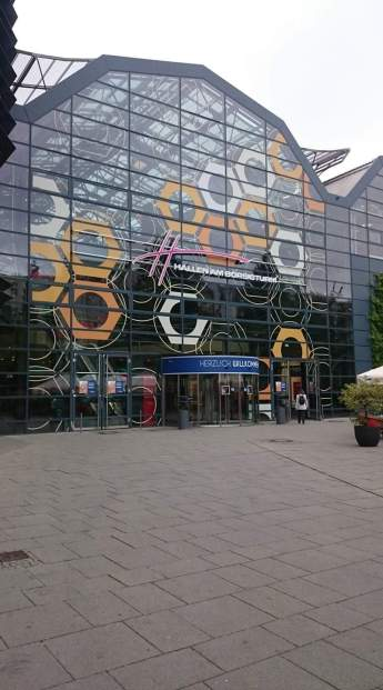 Berlin Einkaufszentrum Tegel