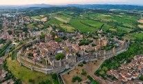 Carcassonne_Luftaufnahme