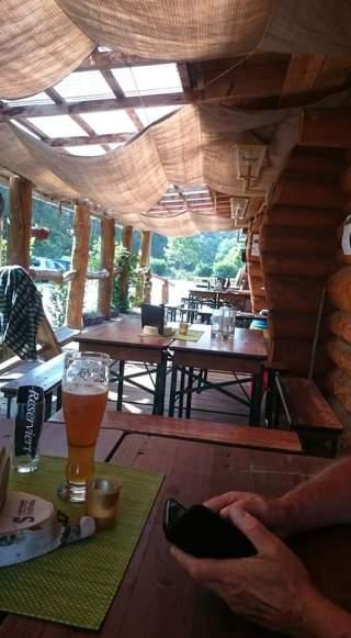 Bertingen im Restaurant zum Indianer
