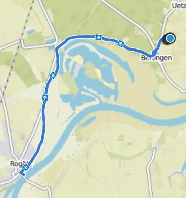 Bertingen Radtour