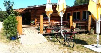 Bertingen Restaurant auf dem CP