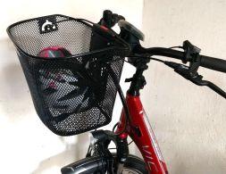 E-Bikes Fahrradkorb