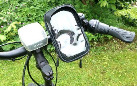 E-Bikes Handyhalter