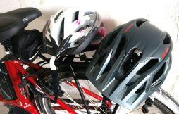 E-Bikes Helme