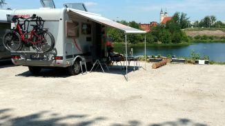 Magdeburg SP am Yachthafen