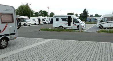 Travemünde neuer SP hinterm Fischereihafen