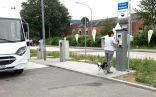 Travemünde SP Münzautomat und Entsorgung