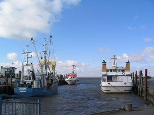 Nordstrand Hafen Strucklahnungshoern