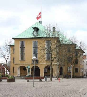 Sønderborg Rathaus