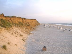Sylt Rotes Kliff