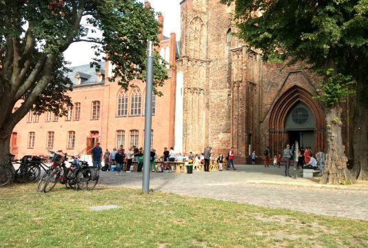 Brandenburg Dom Tag der offenen Türme