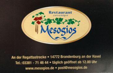Brandenburg Grieche Mesogios