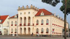 Neustrelitz Rathaus