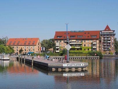 Neustrelitz Stadthafen