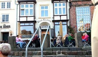 Lüneburg Das Kleine am Stintmarkt