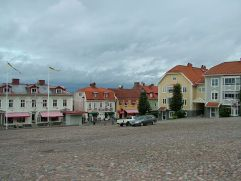 Gränna_Marktplatz