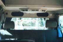 Bulli Dachschrank und Climatronic hinten