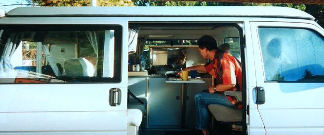California Campingbus 2001