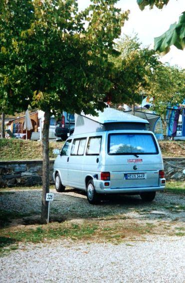 Campingbus 2001