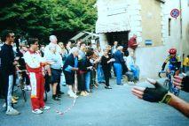 Colle Zieleinfahrt 2001