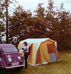 erstes Campingmobil
