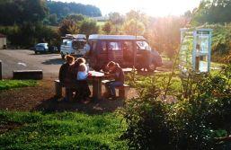 Fahrt Richtung Provence (1)