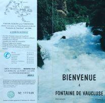 Fontaine de Vaucluse Prospekt