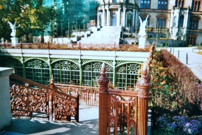Schwerin Schloss Wintergarten 2002