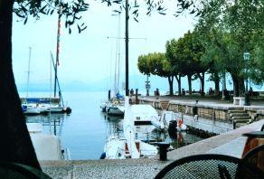 Torri del Benaco Hafen 2003