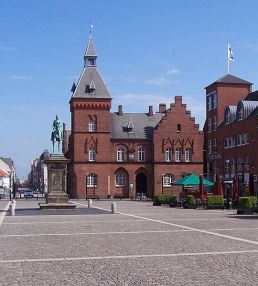 Esbjerg Rathaus