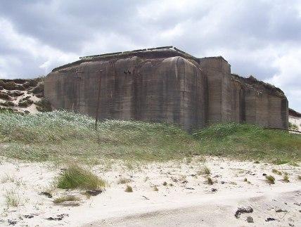 Fanø Bunker Halevejen