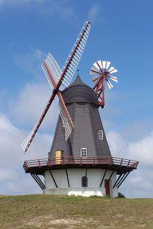 Fanø Windmühle