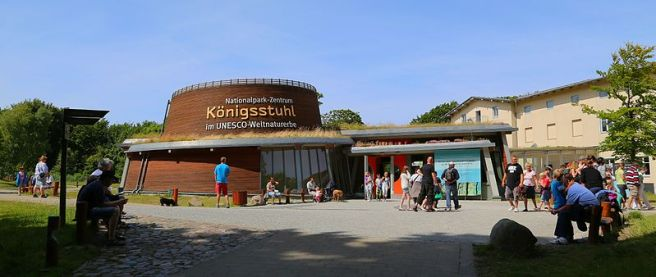 Königsstuhl_Nationalparkzentrum