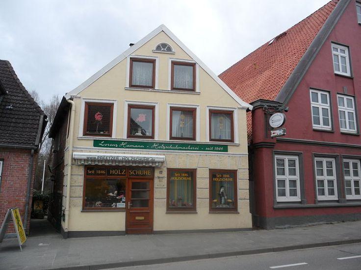 Preetz_Holzschuhmacherei_und_Museum
