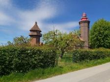 Grömitz Leuchtturm Dame