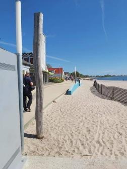 Grömitz Strand und Promenade Kellenhusen