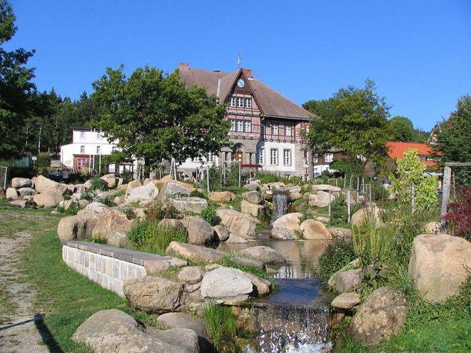 Schierke_Kurpark