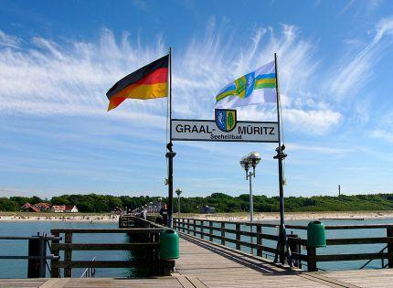 Graal-Müritz_Seebrücke