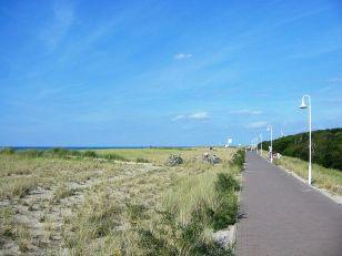 Graal-Müritz_Strandpromenade