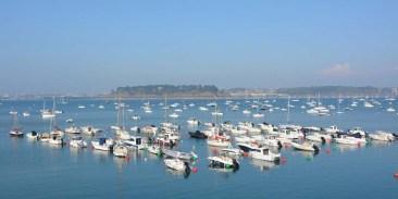 Dinard Hafen
