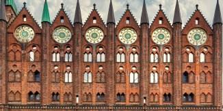 Stralsund Rathaus