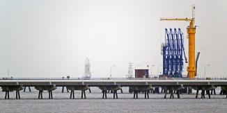 Wilhelmshaven Ölhafen