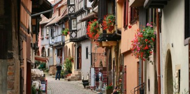 Eguisheim Altstadt