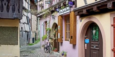 Eguisheim Altstadtgasse
