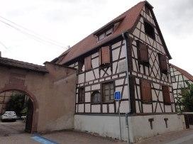 Erstein Gerberhaus