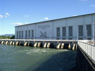 Fessenheim Wasserkraftwerk